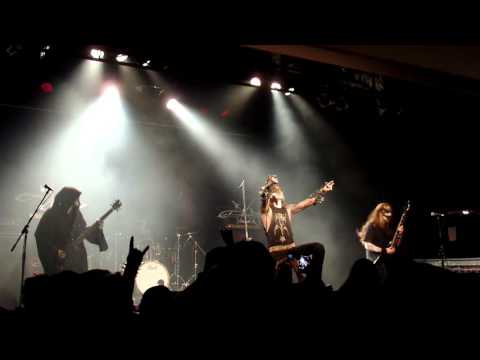 1349 - Nathicana - live Sydney Factory Theatre 26 Feb 2016