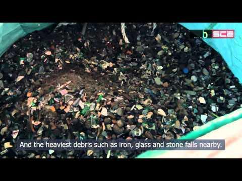 Municipal Solid Waste Treatment System MBT(Mechanical Biological Treatment)