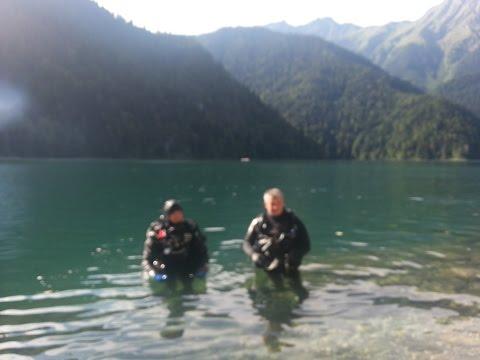 рыбалка на озере мзы