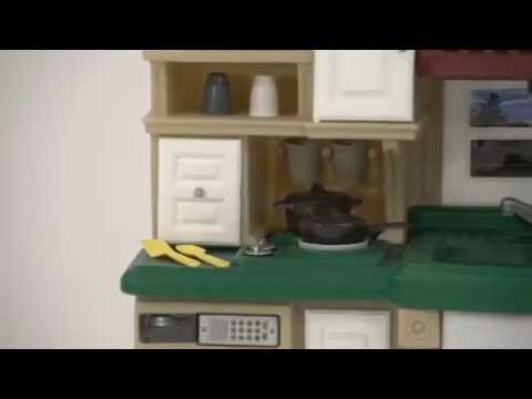 Step 2 Lifestyle Kitchen and Step2 Lifestyle Deluxe Kitchen best buy best  discount