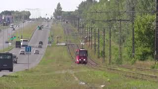 Скоростной трамвай Старого Оскола (2017)