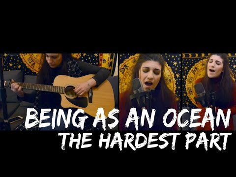 Being As An Ocean - The Hardest Part is Forgetting those you Swore you Would Never Forget | Cover