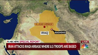 NBC SPECIAL REPORT: Iran warns US not retaliate over missile attack