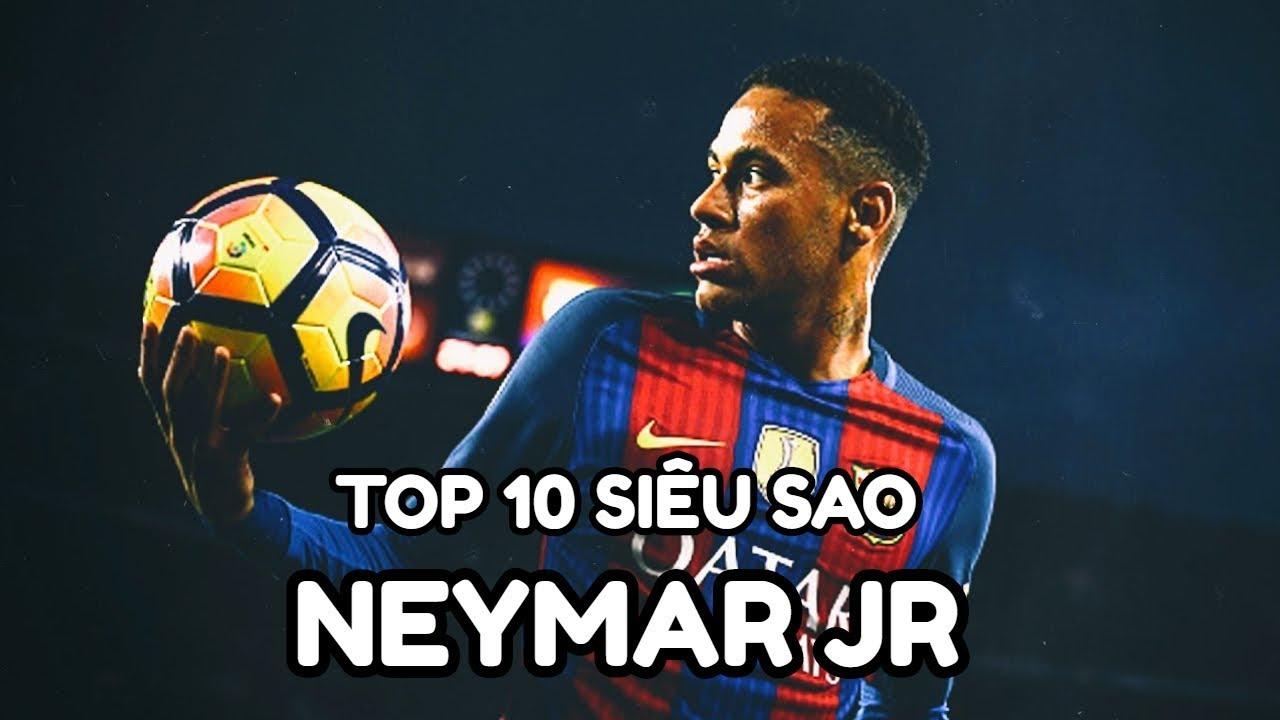 Những pha bóng MA THUẬT của Neymar JR ở tuyển Brazil, Barcelona và PSG