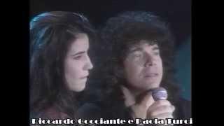 Riccardo Cocciante e Paola Turci - E mi arriva il mare (live da Alta Classe)