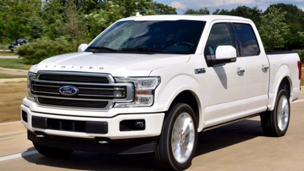 Awesome Ford F150 2019 Sel Redesign