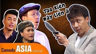 Hài Trấn Thành 2019 Hải Ngoại ft Anh Đức, Lâm Vỹ Dạ, Lê Dương Bảo Lâm | COI CƯỜI TÉC NÁCH