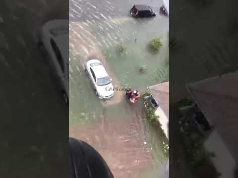 Hurricane Harvey Air Rescues - Beaumont, Texas