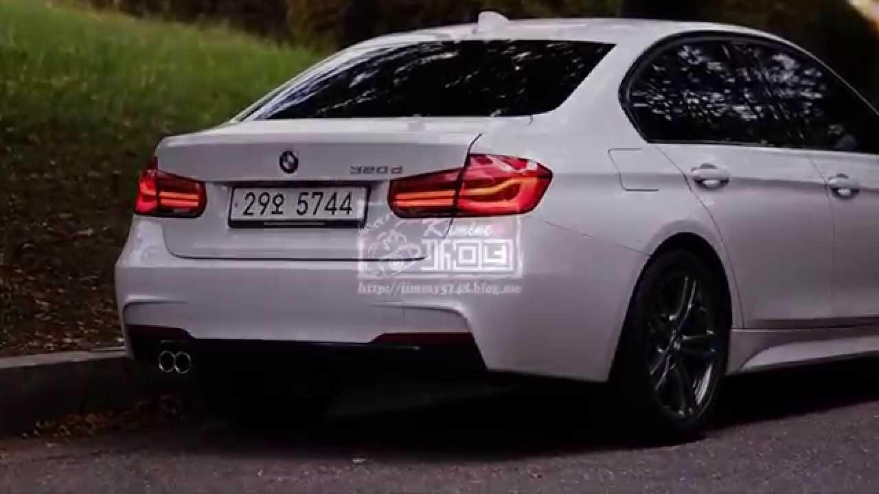 BMW New D M Sport YouTube - Bmw 320 new