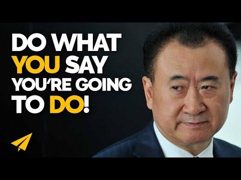 DO as you say - Wang Jianlin - #Entspresso - YouTube