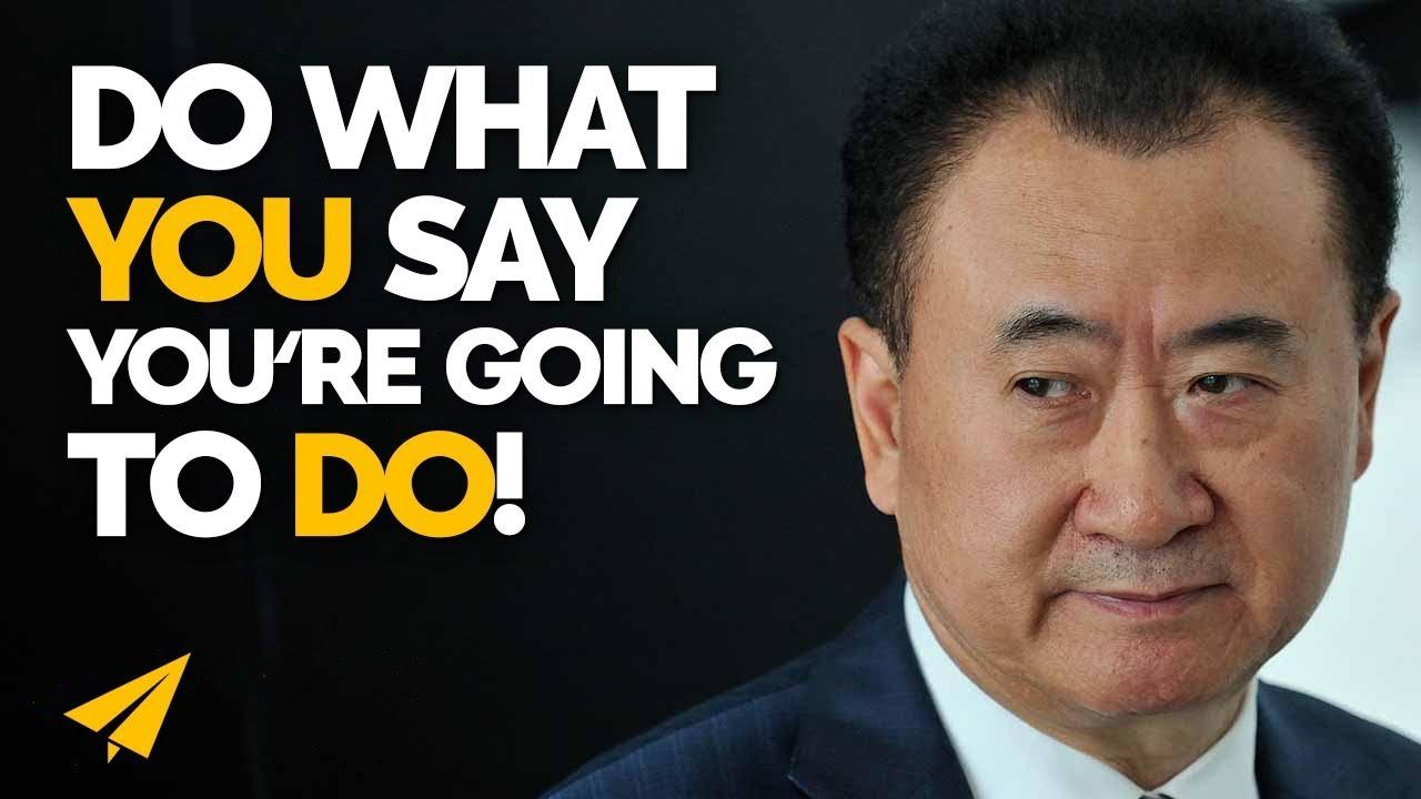 DO as you say - Wang Jianlin - #Entspresso