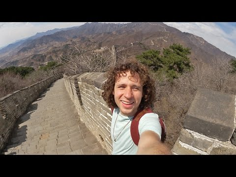 Thumbnail: Conociendo la GRAN MURALLA CHINA!