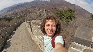 Conociendo la GRAN MURALLA CHINA!