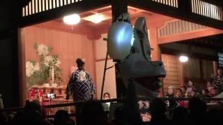 JAPÃO E SEUS COSTUMES/Dança Kagura