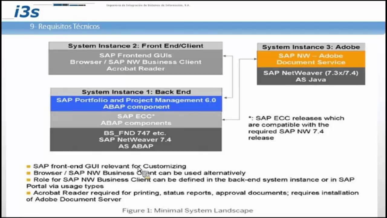 PPM - SAP Portfolio and Project Management