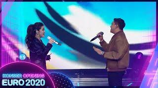 Download Mp3 Paling Ditunggu Duet Denny Caknan ft Melisa Hart Konser Opening EURO 2020