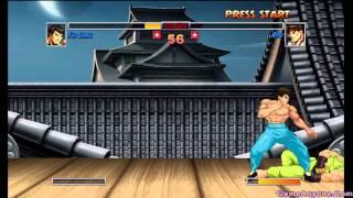 Super Street Fighter II Turbo: HD Remix Playthrough (Fei Long Pt. 1/2)