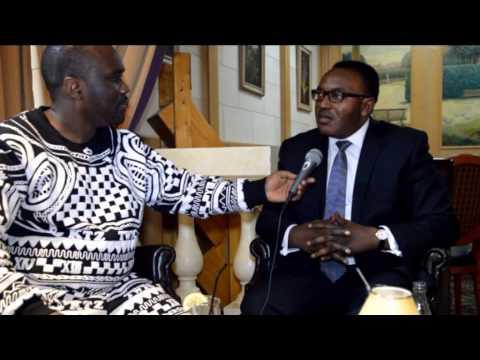 Le Président Okito de Londres, Congo Support Group, déclare:la fin de Kabila est proche.