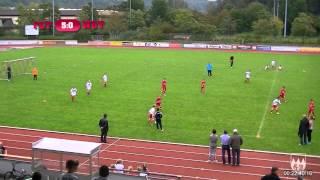 Spiel der E2-Jugend gegen SpVgg Wutöschingen E2 vom 24.9.2014