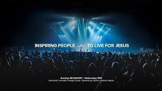 Free Chapel Live | Sundays 9/11am + Wednesdays 7pm EST