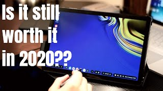 Samsung Galaxy Tab S4 Review (early 2020) - How does it hold up?