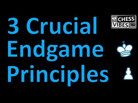 3 Chess Endgame Principles You Need To Know!