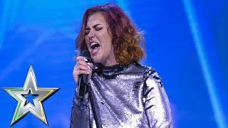 Belfast singer Storm rocks the stage | Ireland's Got Talent 2019