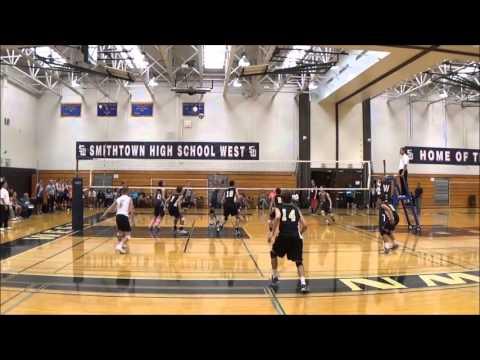 Robert Nolan Libero School Highlight Video 2015