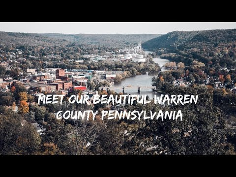 Warren County Pennsylvania in the Fall