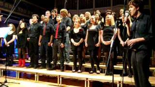 all you need is love university of nottingham revival gospel choir