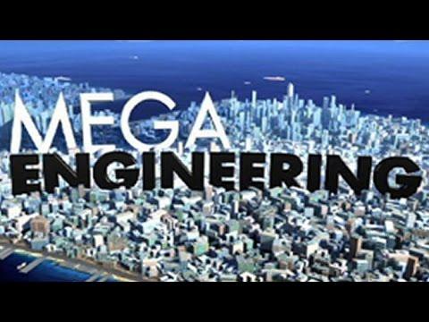 Mega Engineering Series 3of6 Cityat Sea 720p