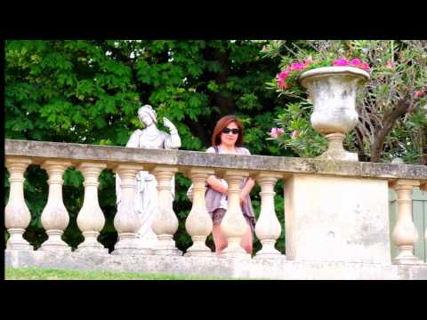 Luxembourg Garden Chill Music, a travel in Paris France.