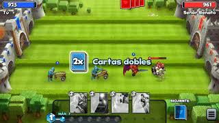 Castle Crush | Gameplay comentado en Español