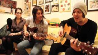 HYMNS - Ten Bells (live acoustic on Big Ugly Yellow Couch)
