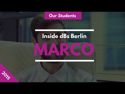 Inside dBs Berlin: Marco