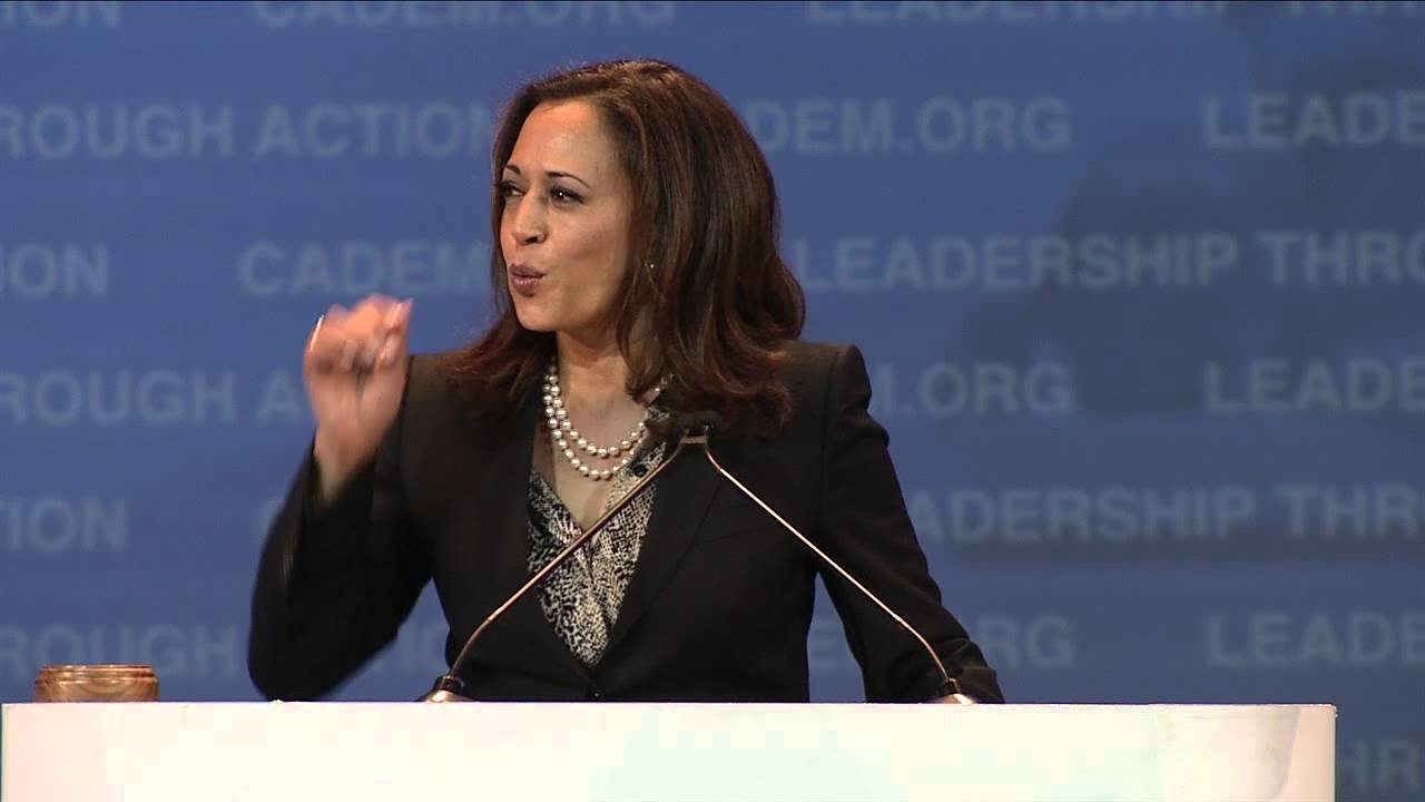 Image result for democrat kamala harris