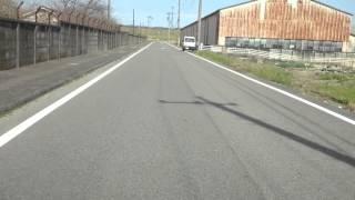 軽トラで近所をドライブ  岐阜県神戸町