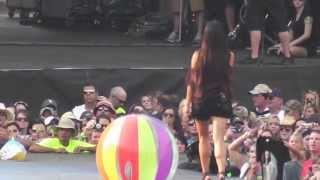 Stronger - Sara Evans Bayou Country Superfest Live. Baton Rouge, LA. 5/29/2012