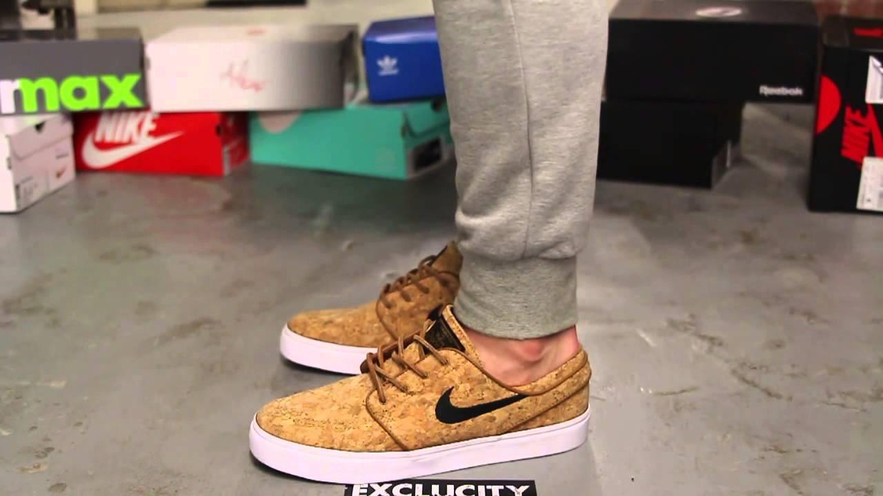 Nike Janoski Cork