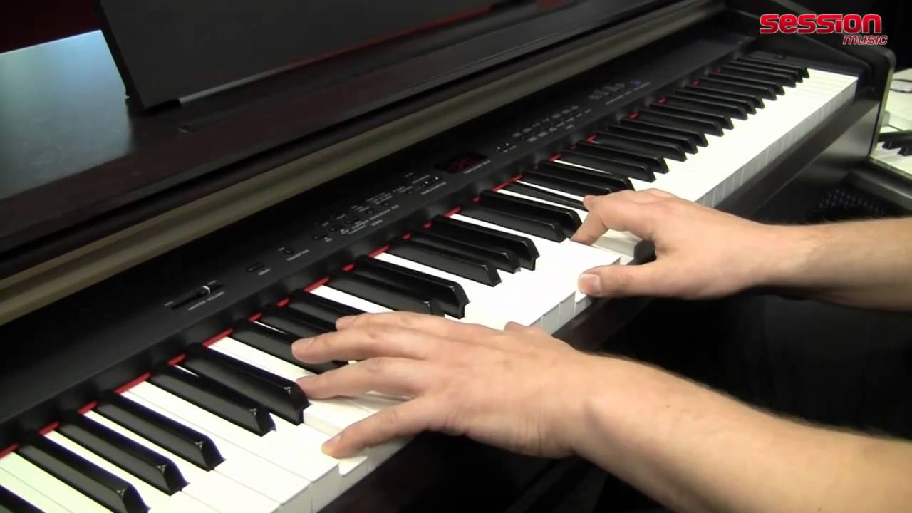Yamaha ydp 181 youtube for Yamaha digital piano dealers