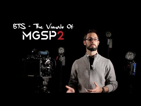 Behind The Scenes - The Visuals of MGSP2