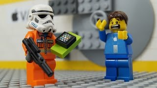 Lego Apple Watch Robbery
