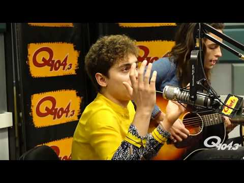 Greta Van Fleet Talk Classic Rock Influences, the Woman Behind the Band Name, More