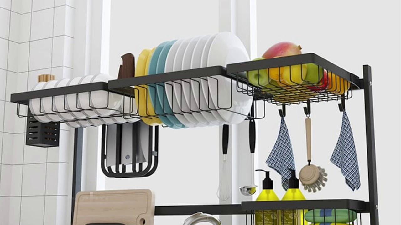 أروع رفوف المطبخ بطرق مبتكرة Youtube