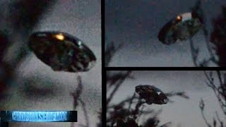 GET READY!! [SUPER-CLOSE UFO] INCREDIBLE FLYING SAUCER [HD] 8/3/2016 Is This Soft Disclosure!!?