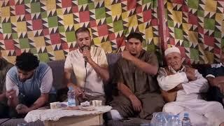 الشاعر محمد بوسته والرباع محمد اللافى