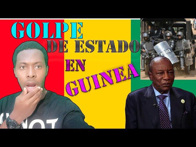 ACLARACIÓN SOBRE EL GOLPE DE ESTADO EN GUINEA
