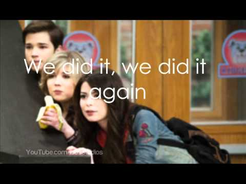 iCarly Song - 'The joke is on you' - Lyrics Video (Song from iGet Pranky)
