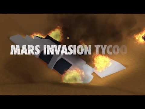 Mars Invasion Tycoon Trailer