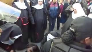 #Bolivia: #Monjas embarazadas protestan por la visita del #Papa